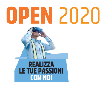 Open Day 2020 in streaming